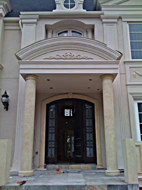 noble stucco and exteriors offers a full range of stucco services for