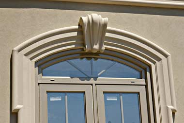 Noble stucco for Stucco substitute